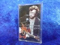ERIC CLAPTON Unplugged RARE AUDIO CASSETTE TAPE 1992 MTV *Free UK P&P!*