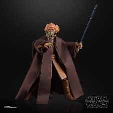 6 Inch Scale Plo Koon Jedi Figure Star Wars Black Series Collection TBS ...LOOSE