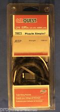 JEEP Wrangler TJ Plug & Play Trailer Connector Kit wire harness # 70023