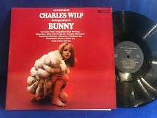 CHARLES WILP BUNNY SIGHT SOUND  ORIG GERMANY LP NEAR MINT