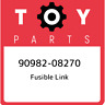 90982-08270 Toyota Fusible link 9098208270, New Genuine OEM Part