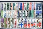 TIMBRES ANNEE COMPLETE FRANCE NEUF LUXE 1958 +++