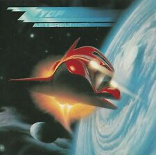 ZZ Top ‎– Afterburner Label: Warner Bros. Records 10 Track CD Rock  Pop Used