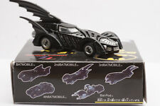 NEW TAKARA TOMY 2nd Batmobile METAL DIECAST CAR COLLECTION 1995 Batman Forever
