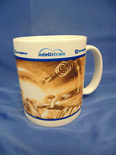 Coffee mug tea cup Intelli Train Electro Motive computer drive railroad