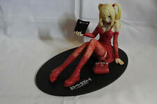 Rare sexy Figurine / Figure Misa amane Death note Red / Rouge  Moeart