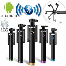 New Selfie Stick Heavy Duty Monopod + Bluetooth Wireless for All Mobile Phone UK