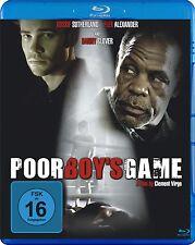 Poor Boy's Game ( Mehrfach Preisgekrönter Sport-Drama ) mit Danny Glover BLU-RAY