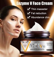 30g V-shape Face Slimming Cream Line Lift Firming Collagen Enzyme Moisturizing