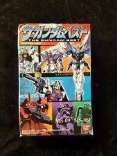 2001 Bandai The Gundam Best GP01-Fb Kit New in Sealed Box Japan
