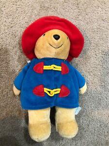 """Kids Gifts Paddington Bear Plush 11"""" Stuffed Animal Toy"""