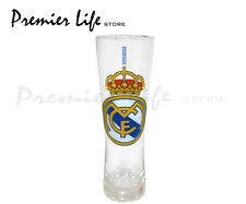Real Madrid FC PERONI Pinta in vetro-Tall BEER GLASS