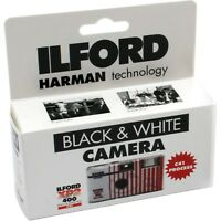 Ilford XP2 Super Single Use Black and White Film Camera, 27 Exposures
