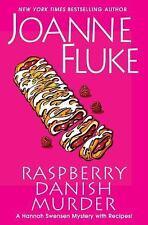 Raspberry Danish Murder Joanne Fluke Hannah Swensen Mystery 22 1st Edition