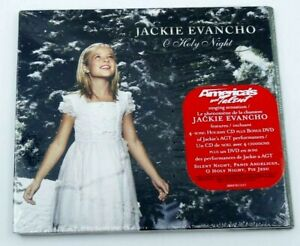 O Holy Night by Jackie Evancho CD and DVD Pack 2010 Sony Music