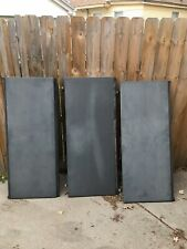 02 - 13 Chevy Avalanche Bed Panels 1, 2, & 3