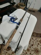 Spinning fishing rod and reel Daiwa Lot B37