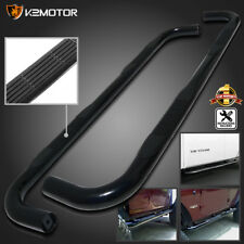 02-08 Dodge Ram 1500 03-09 Ram 2500/3500 Quad Cab Black Nerf Bar Side Step Bar