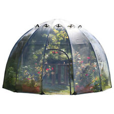 Outdoor Growing Greenhouse Haxnicks Sunbubble (280x200cm) - Refurbished