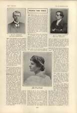 1901 J A Hammerton Jt Herbert Bailey Myra Hamilton Editors Author