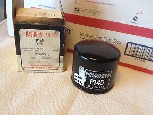 Honda, Hastings oil filter, P145 .    Item:  3554