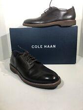 Cole Haan Morris Plain Ox Men's Size 9.5 Java Leather Oxford Dress Shoes ZA-650