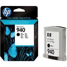 ORIGINAL GENUINE HP 940 BLACK CARTRIDGE OFFICEJET PRO 8000 8500 A FAST POSTAGE