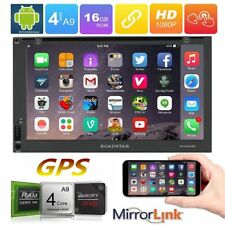 """Smart 7"""" Android 6.0 Double 2Din Car Radio Stereo Dvd Player WiFi Gps Bluetooth"""