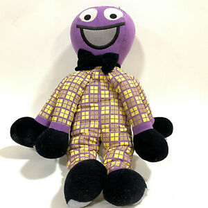 THE WIGGLES Henry The Octopus Plush 48cm Vintage 1997 - AUS SELLER
