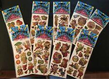 Stickerbögen Glanzsticker Vintage  90er - Auswahl -