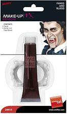 Halloween Vampiro Dracula Costume Zanne & Sangue da Smiffys