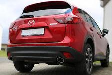 FOX Endschalldämpfer Mazda CX5 Typ KE 2.0l + 2,5l Duplex je 115x85mm