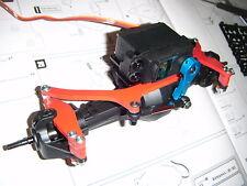 Crawler Lenksystem MechaPlus für SCX10 Axial CLM #6181