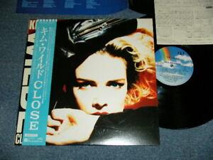 KIM WILDE Japan 1988 23P1-2161 LP+Obi CLOSE