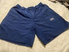 Aftco bluewater men's shorts 34 nice