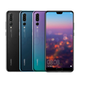 Huawei P20 Pro - 128GB - Dual/Single Sim (Unlocked) Smartphone - Various Colours