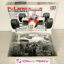 Tamiya 1/20 Mclaren Honda MP4/4 1988 World Champion Team w Marlboro Decal