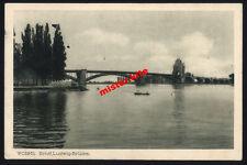 Worms-Ernst Ludwig-Brücke-Rheinland-Pfalz-kunstkarte-1916-Feldpost-1.wk-3