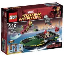 Lego Super Heroes 76006: Iron Man Extremis Batalla De Puerto De Mar