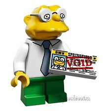 LEGO MINIFIGURES SERIE THE SIMPSONS 2 MINIFIGURA HANS MOLEMAN 71009 ORIGINAL