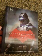 BATMAN vs SUPERMAN: Dawn Of Justice (Blu-ray/DVD/HD) TARGET EDITION DIGIBOOK