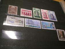 Lot verschiedene Länder Europacept  Briefmarken gestempelt