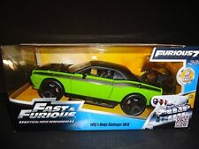 Jada Dodge Challenger SRT8 2008 Letty's Car Fast and Furious 97131 1/24