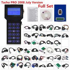 Professional Tacho Car Odometer Programmer Universal Dash Programmer Full Set