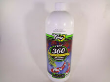 Fritz Zyme Pond 360 All-Natural Pond Cleaner 32 oz {Eh-F}