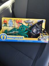New IMAGINEXT DC Comics BATMAN JUSTICE LEAGUE EXCLUSIVE AQUAMAN vs BLACK MANTA