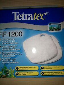 Tetra Tec FF1200, Feinfiltervlies für Tetratec EX 1200 Außenfilter, Filtervlies