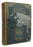 MacLeod, Mary THE BOOK OF KING ARTHUR AND HIS NOBLE KNIGHTS STORIES FROM SIR THO