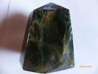 Quarz Spitze,grün,Brasilien,1,03 kg,10,5 x 9,5 x 8 cm