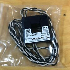New Act 0750 050 Accu Ct 50a Split Core Current Transformer 0333v Output